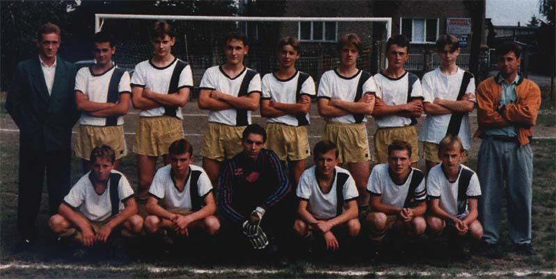 Juniorzy 1995