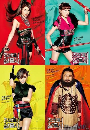 Thiên Thần Thời Joseon - Three Joseon Angels poster