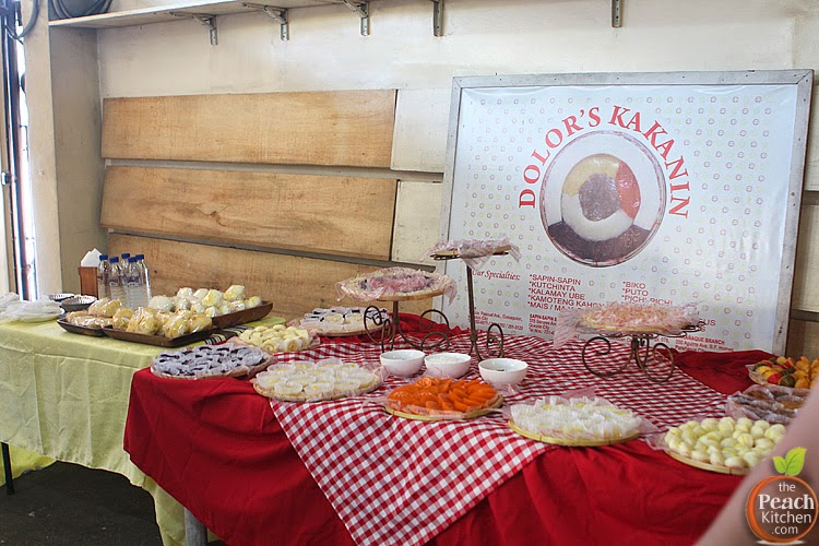 Malabon Food Tour Part 1: Dolor's Kakanin
