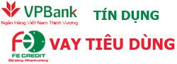 Dịch vụ tín dụng tiêu dùng FE Credit VPBank