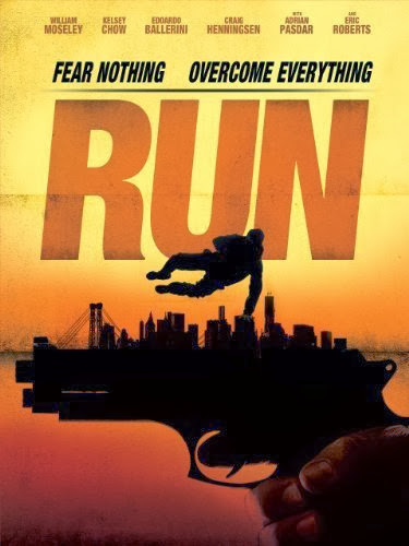 Poster Of English Movie Run (2013) Free Download Full New Hollywood Movie Watch Online At Alldownloads4u.Com