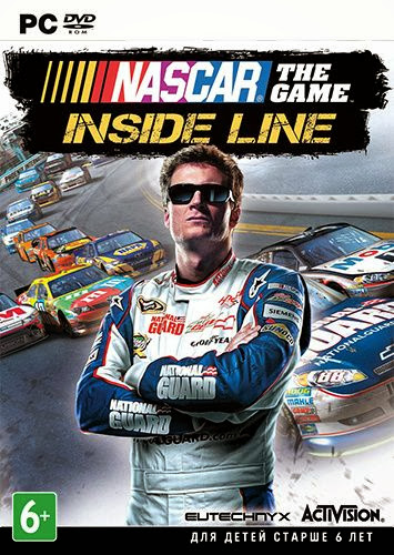 Cover Of NASCAR The Game (2013) Full Latest Version PC Game Free Download Resumable Links at alldownloads4u.com