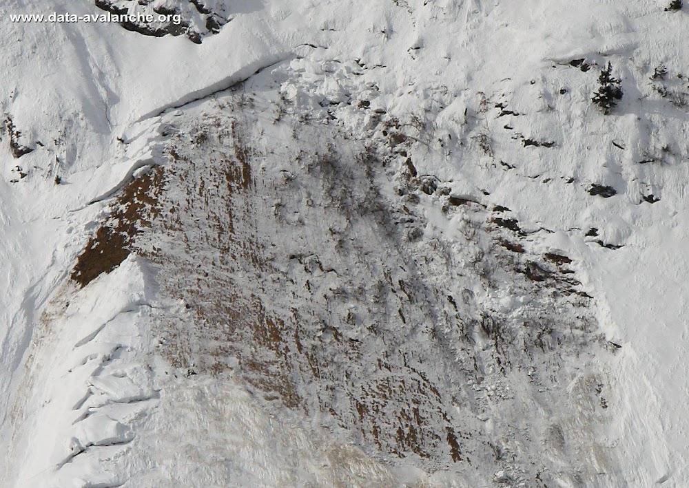 Avalanche Vanoise, secteur Dôme de la Sache, La Savinaz - Villaroger - Photo 1