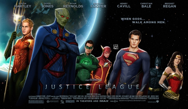 Batman vs Justice League Movie