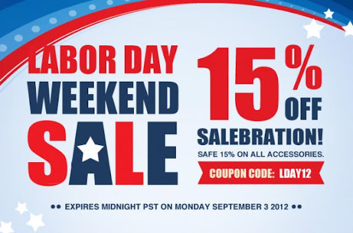Labor Day Weekend Sale: Save 15% on ALL iPhone and iPad accessories at the iMore Store!