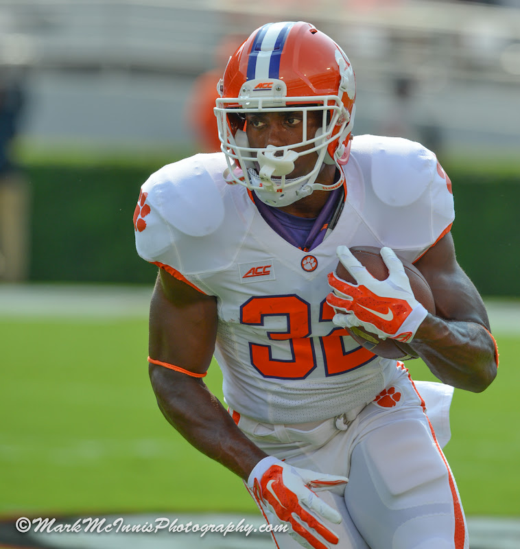 Clemson vs. Georgia - McInnis Photos - 2014, Football, Georgia, MarkMcInnisPhotography.com
