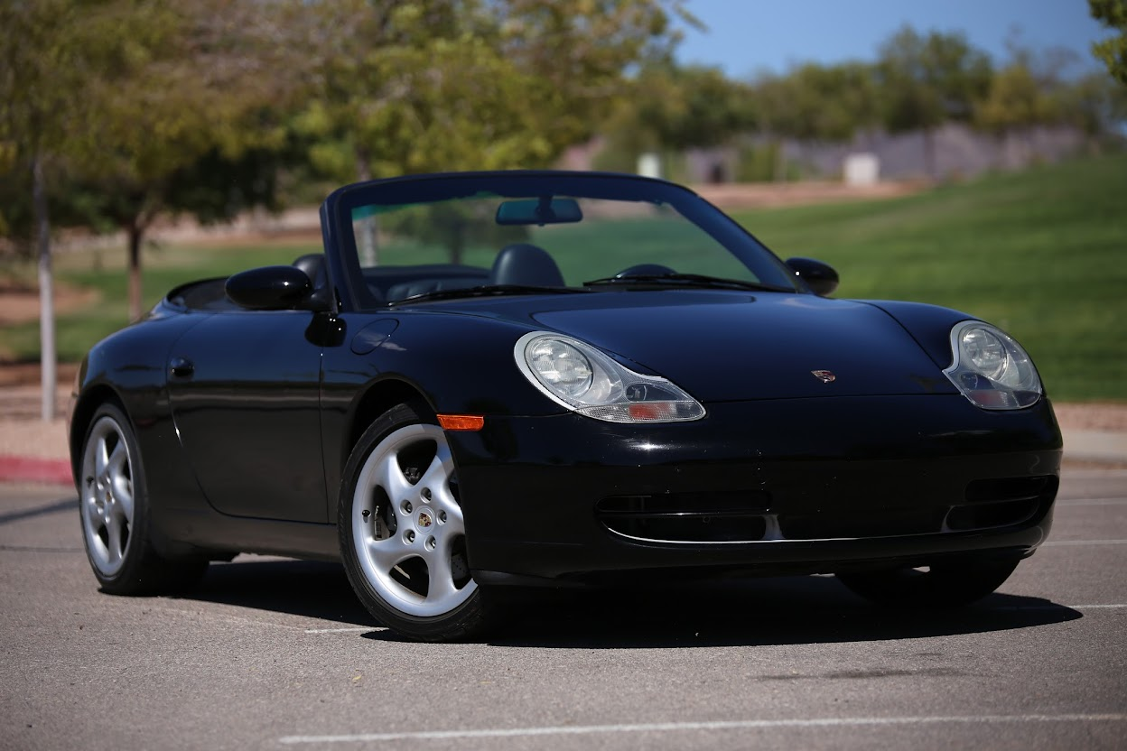 1999 porsche 911 carrera 2 cabriolet ebay. Black Bedroom Furniture Sets. Home Design Ideas