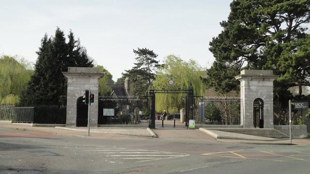 UCC Main Entrance