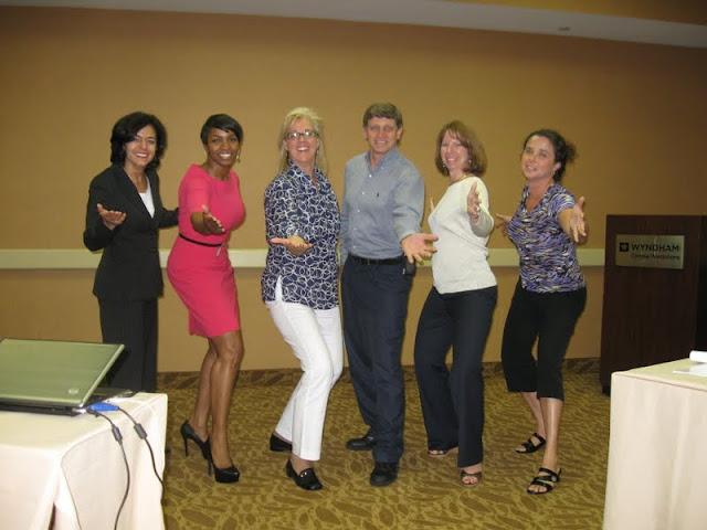 June 2012 Fearless Presentations in Miami, Florida
