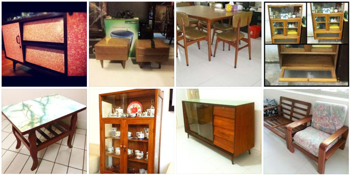 The Vintage Hobby Vintage Furniture Stores In Singapore