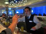 Our friendly Martini bar bartenders