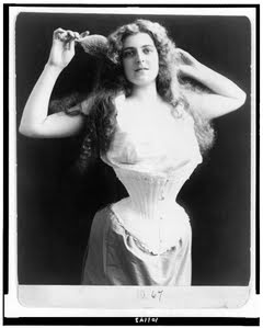 Vintage Corset Photo Makes Us Uncomfortable Just Looking At It