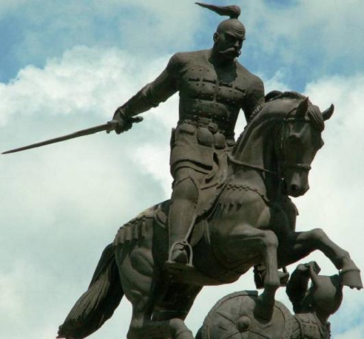 Фото - Памятник князю Светославу Игоревичу