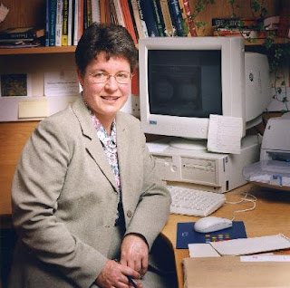 Professor S Jocelyn Bell Burnell