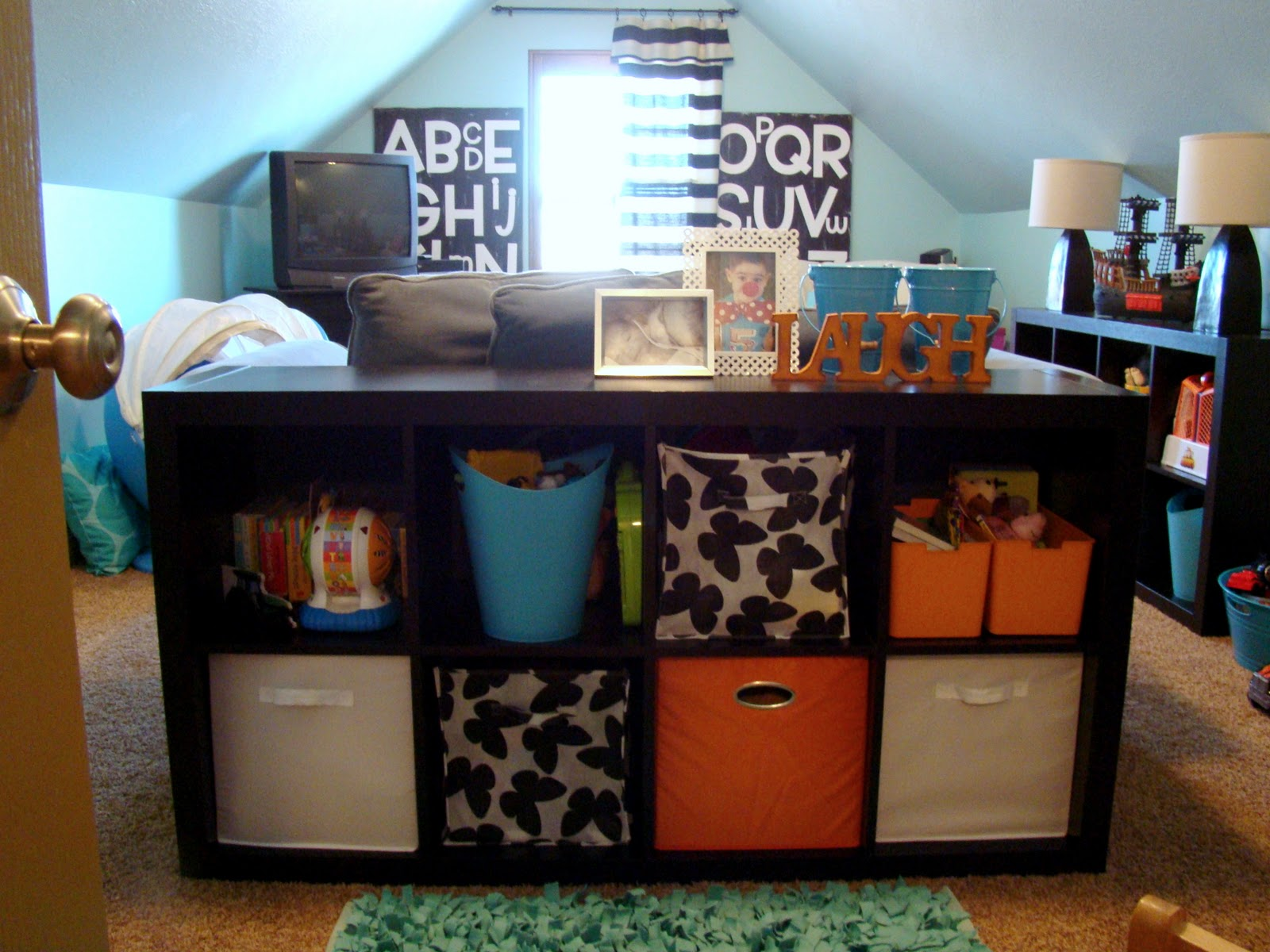 Playroom: THe FiCkLe PiCkLe: Our PLaYrOoM