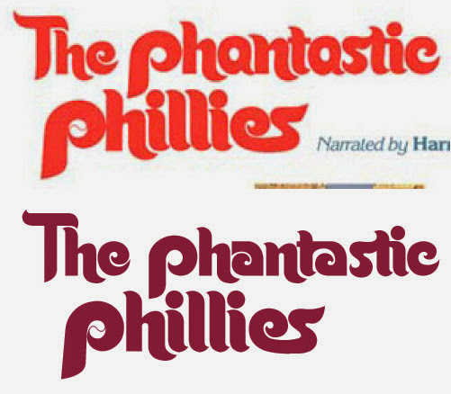 philadelphia phillies 1980 s era font concepts chris creamer s rh boards sportslogos net Phillies Logo Clip Art Philadelphia Phillies Logo