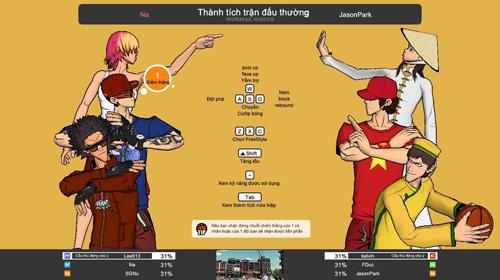 Xuất hiện những hình ảnh Việt hóa của Vua Bóng Rổ 11
