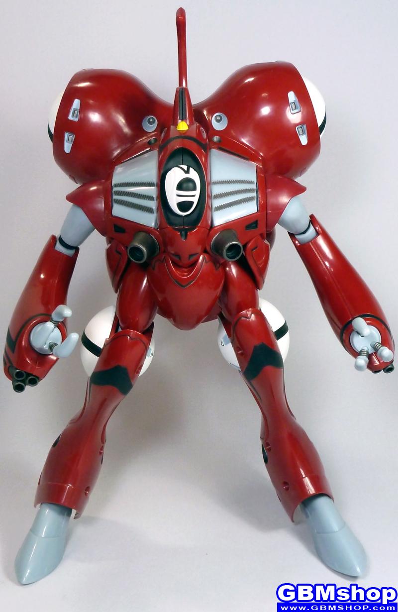 The Super Dimension Fortress Macross Do You Remember Love Meltrandi Queadluun-Rau Battle Suit Miria 639 Custom
