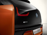 Los Angeles 2012 - BMW i3 Concept Coupe