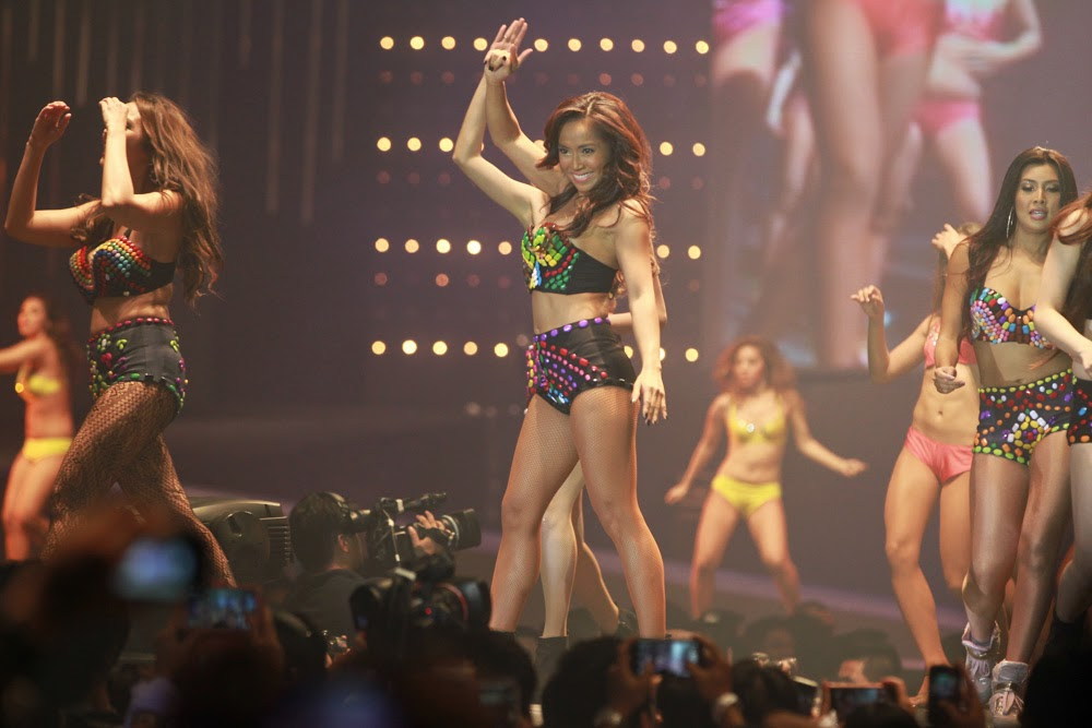 Rochelle Pangilinan, 2014 FHM 100 Sexiest Victory Party 11_11_07_2014