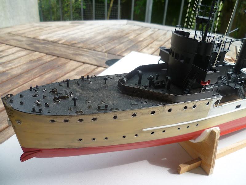 Minensuchboot Typ 16 1916 (Kaiserliche Marine ...  Minensuchboot T...
