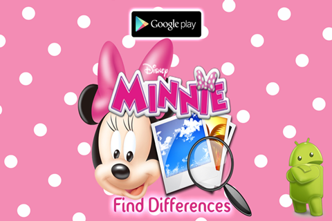 jeux de fille gratuit minnie mouse jeu des diffrences