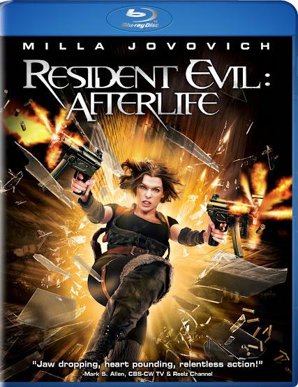 Resident Evil 4: La Resurrección [BD25]