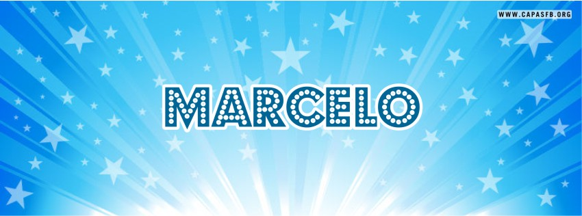 Capas para Facebook Marcelo
