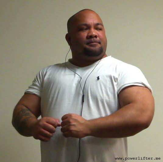 Big Powerlifter Flex