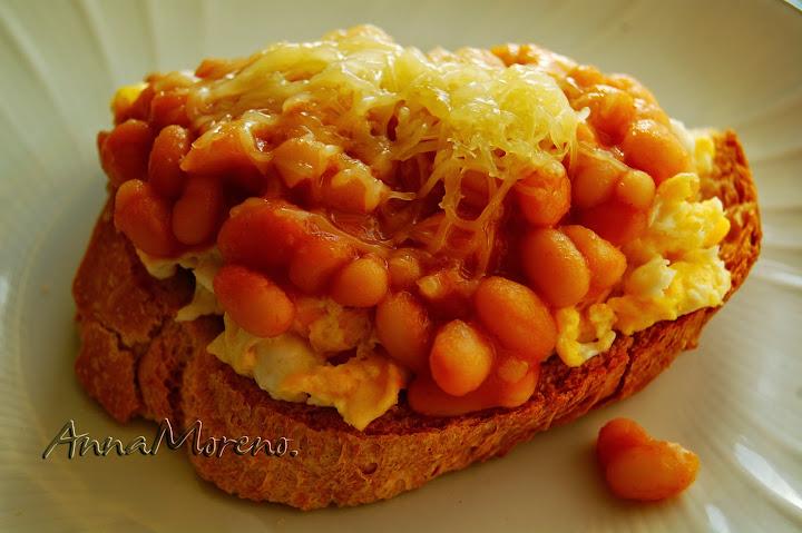 British-Style Beans On Toast Recipes — Dishmaps