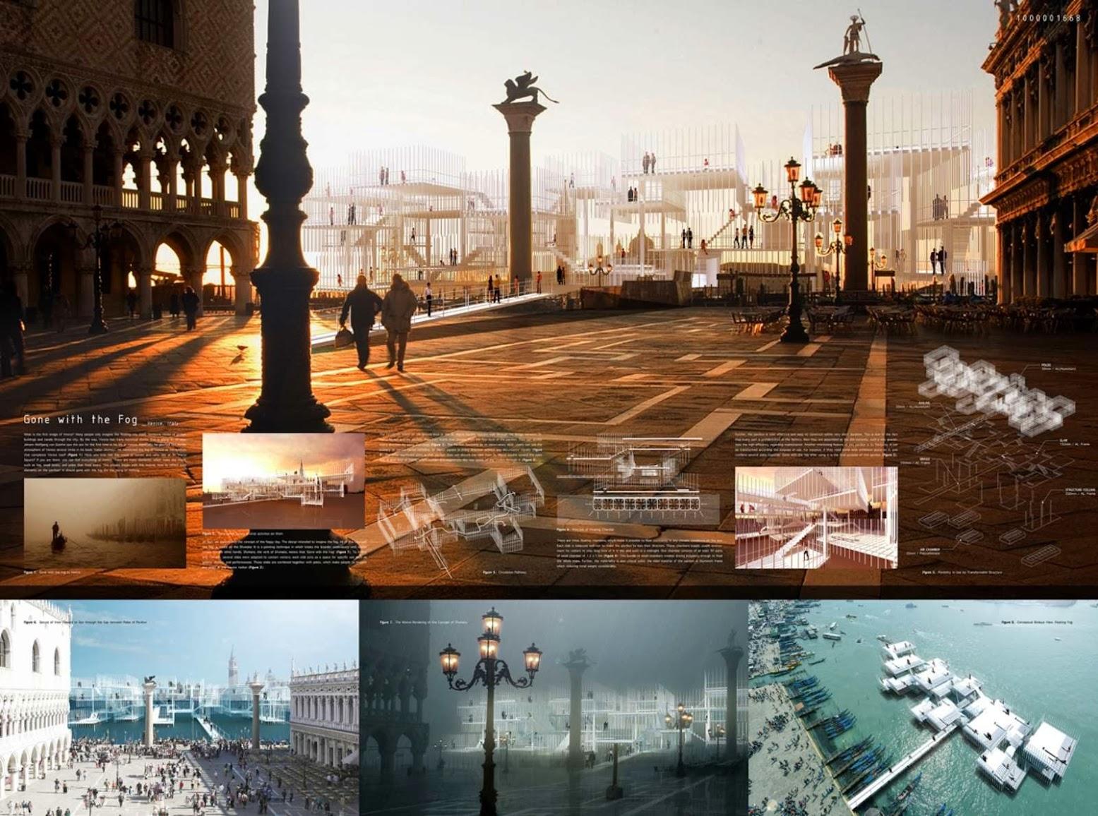Campanile di San Marco, Piazza San Marco, 30124 Venezia, Italia: [ARCHTRIUMPH VENICE BIENNALE PAVILION 2013 COMPETITION WINNERS]