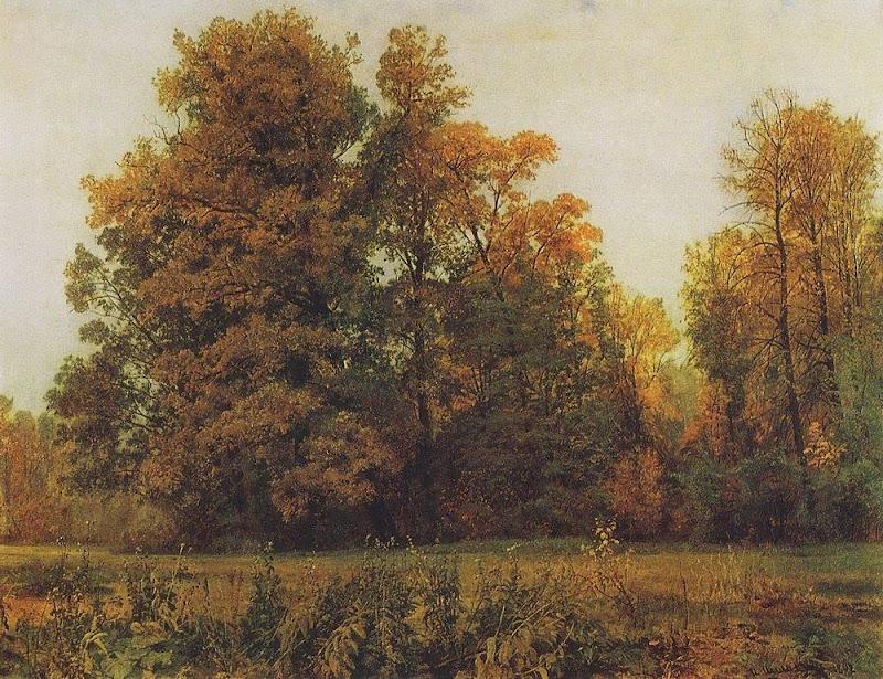Ivan Shishkin - Autumn, 1892