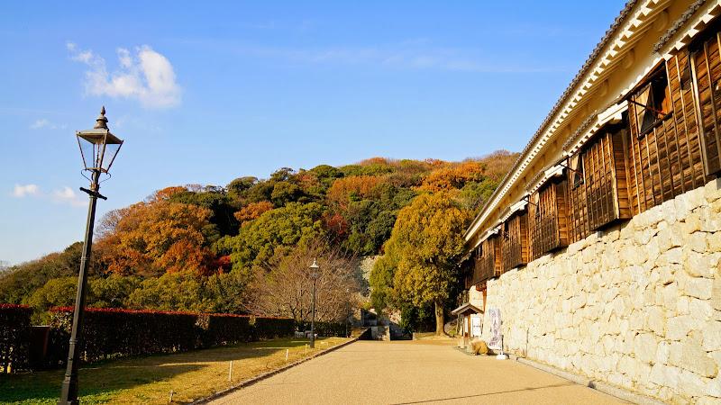 松山城二之丸史跡庭園 写真1
