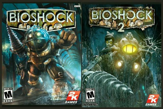 Bioshock 1 y 2