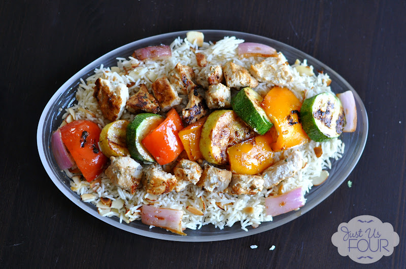 Yogurt Marinated Chicken Recipe