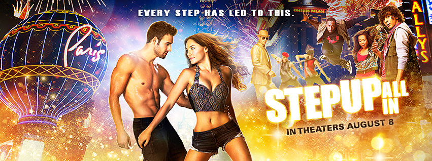 Step Up All In Wallpaper