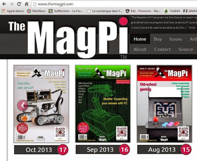 Magazine MagPi