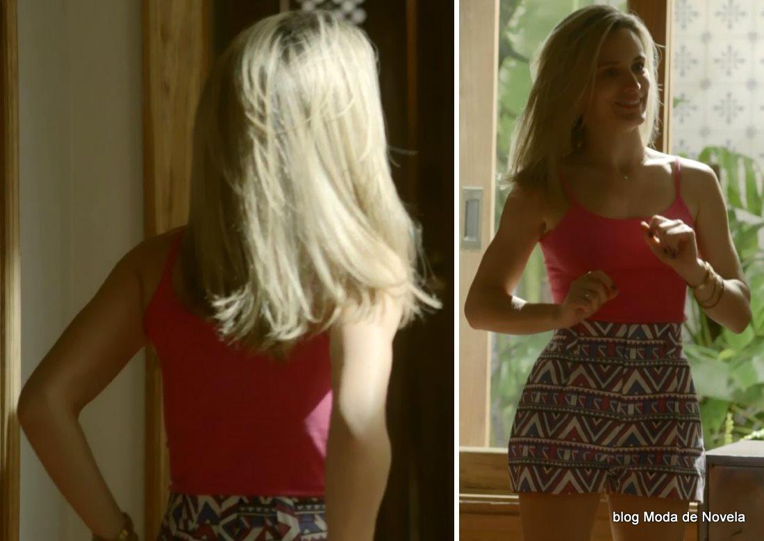 moda da novela Boogie Ooogie - look da Vitória dia 21 de agosto