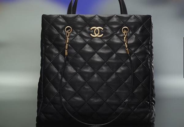 Chanel classic flap retro chain bag 7124cececad46