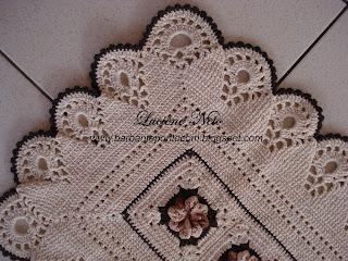Tapete Retangular   Flor Catavento