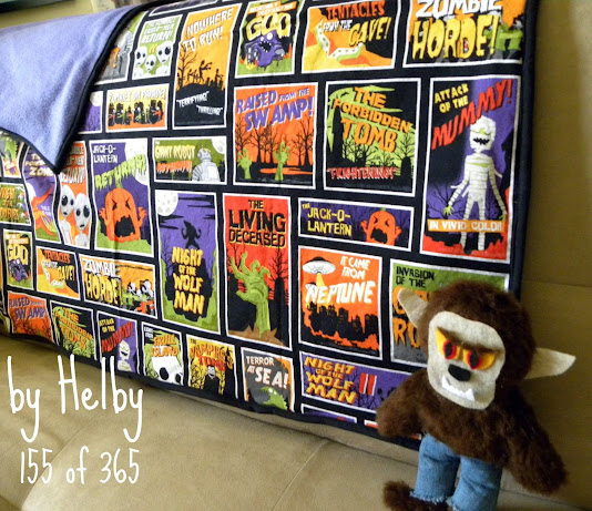 Movie blanket