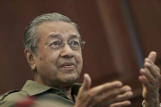 Mahathir Mulai Curiga MH370