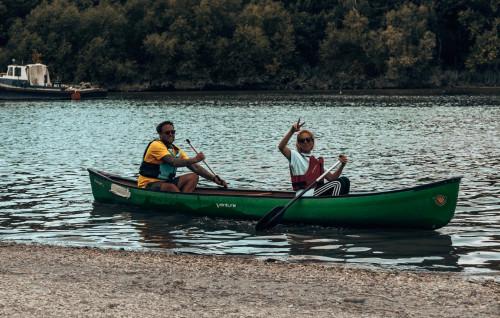 Kayaking Date London