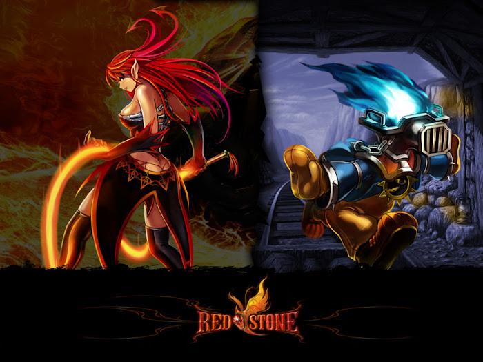 Red Stone: Game nhập vai 2D cổ điển từ Hàn Quốc - Ảnh 3