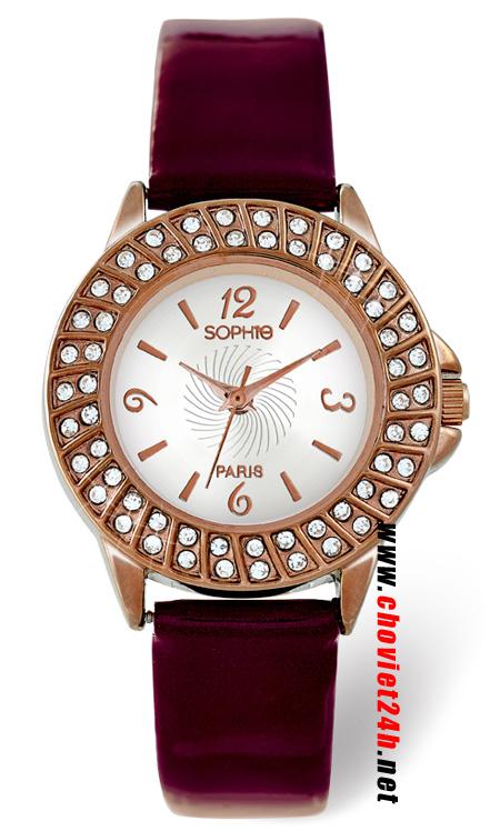 Đồng hồ thời trang Sophie Lorna - WPU322