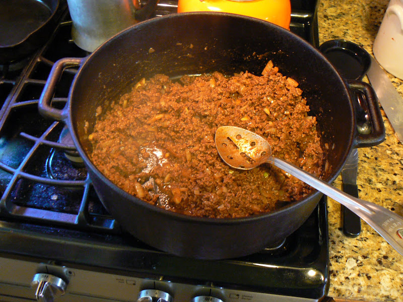 How To: Make a (Basic) Ground Beef Chili