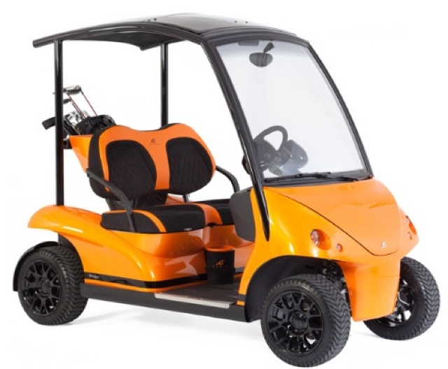 Marvelous vrooms golf carts that go for Mercedes benz garia golf cart price