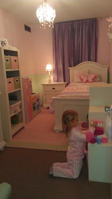 POD: Violet's new Room