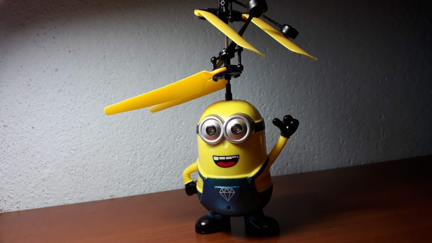 Minion Helicopter