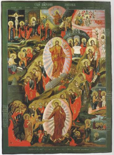 We Ought To Rejoice In The Resurrection Joy Of The Theotokos